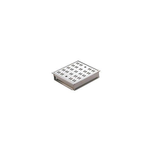 ミヤコ MIYAKO FM25-25Dステンレス枠付排水目皿(深型)【FM25-25D】 排水部材【メーカー直送のみ・代引き不可・NP後払い不可】[新品]