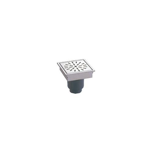 ミヤコ MIYAKO MS-200トラップ付角型排水ユニット【MS-200】 排水部材【メーカー直送のみ・代引き不可・NP後払い不可】[新品]