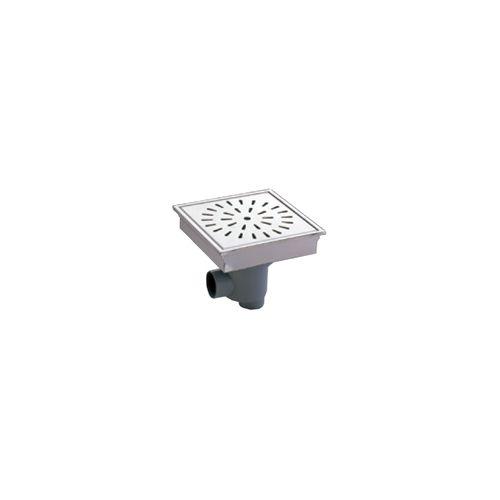 ミヤコ MIYAKO MS-250-Bトラップ付角型排水ユニット(偏芯トラップ付)【MS-250-B】 排水部材【メーカー直送のみ・代引き不可・NP後払い不可】[新品]