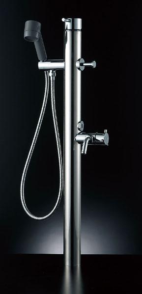 ペットも大満足!お湯が使える混合水栓仕様 【LF-932S】 INAX LIXIL・リクシル ペット用水栓柱 湯側開度規制なし[新品]