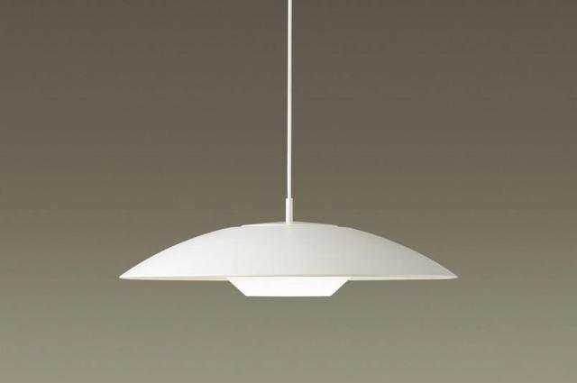 パナソニック 照明 直付吊下型 LED(電球色) ダイニング用ペンダント 美ルック・100形電球1灯相当・拡散タイプ・ガラスセードタイプ 【LGB10851LE1】[新品]