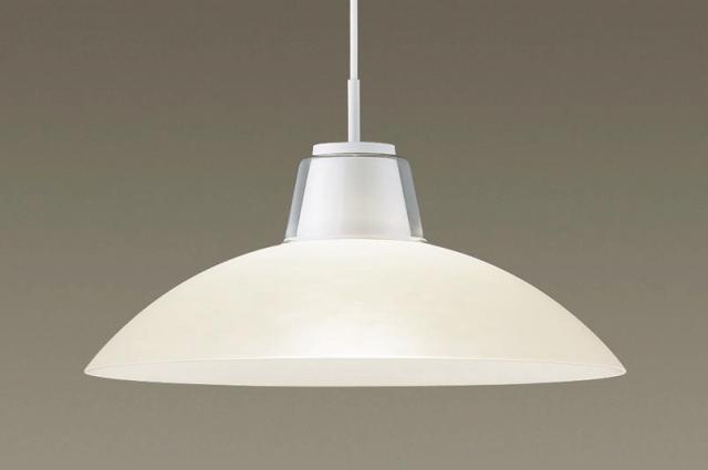 パナソニック 照明 直付吊下型 LED(電球色) ダイニング用ペンダント 100形電球1灯相当・ガラスセードタイプ 【LGB15381】[新品]