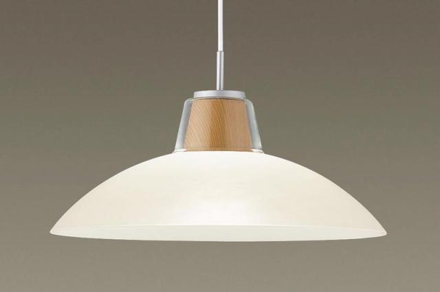 パナソニック 照明 直付吊下型 LED(電球色) ダイニング用ペンダント 100形電球1灯相当・ガラスセードタイプ 【LGB15384】[新品]