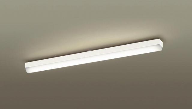 パナソニック 照明 天井直付型 LED(電球色) キッチンベースライト 32形Hf蛍光灯2灯相当・拡散タイプ 【LGB52041LE1】[新品]