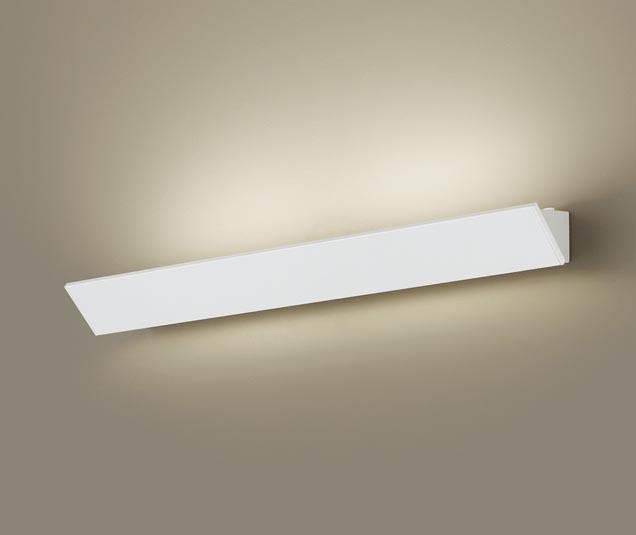 パナソニック 照明 壁直付型 LED(電球色) ブラケット 60形電球2灯相当・拡散タイプ 【LGB81570LE1】[新品]
