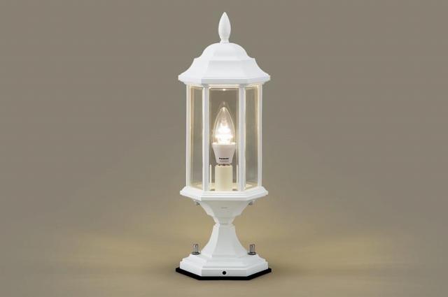 パナソニック 照明 据置取付型 LED(電球色) 門柱灯 40形電球1灯相当 防雨型 【LGW56905W】[新品]