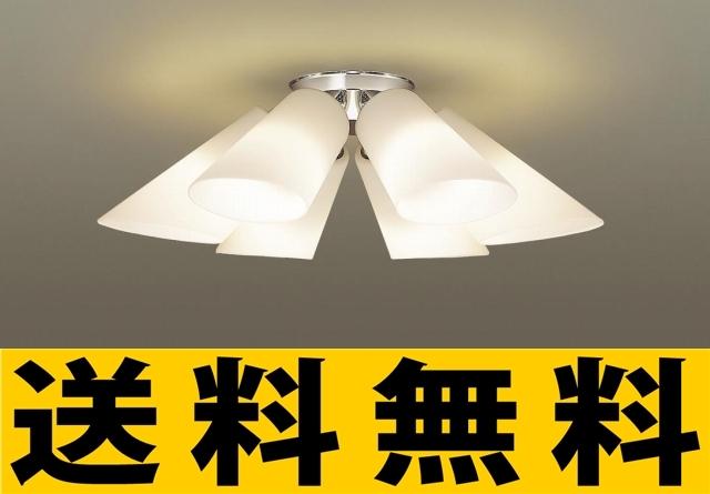 パナソニック 照明 天井直付型 LED(電球色) シャンデリア 100形電球7灯相当 ?14畳(当社独自基準) 【LGB57682】[新品]