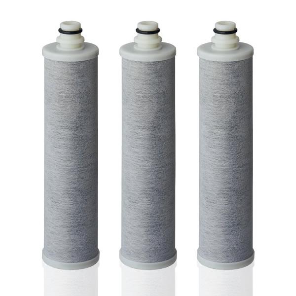 パナソニック Panasonic 【SENT026KA】 混合水栓サラサラワイドシャワー 浄水器一体用浄水カートリッジ(3本入り) 消耗品