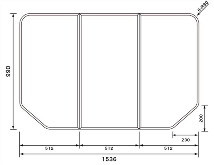 パナソニック Panasonic【GTD76KN11】組フタ:ワイド浴槽用 パーツショップ[新品]