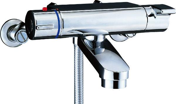 INAX LIXIL・リクシル 浴室用水栓金具 シャワーバス水栓 洗い場専用 シャワーヘッド ヴィラーゴ【BF-2147TKNSCW】【BF2147TKNSCW】[新品]