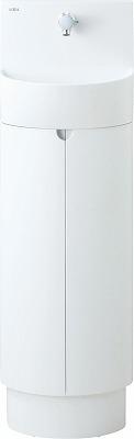 INAX イナックス LIXIL リクシル コンパクト手洗キャビネット【L-D203SCHE】壁付 手洗器セット ハンドル水栓【メーカー直送(土曜配送可)のみ・代引き不可・NP後払い不可】[新品]