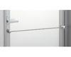 【KF-61S(L650)-PU1+TN-4-S】タオル掛け+取付ビスセット INAX LIXIL・リクシル ドア外タオル掛<メタル調>[新品]