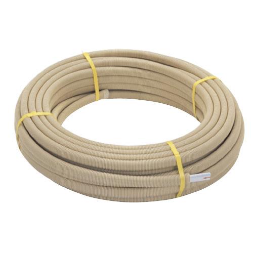 三栄水栓[SANEI] バス用品・空調通気用品 追焚配管部品 さや管付ペア樹脂管 【T421R-863-10A】[新品]