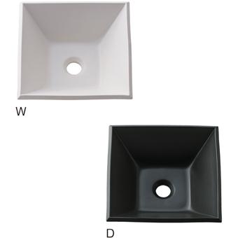 三栄水栓[SANEI]【HW10221-D】手洗器(信楽焼)[新品]