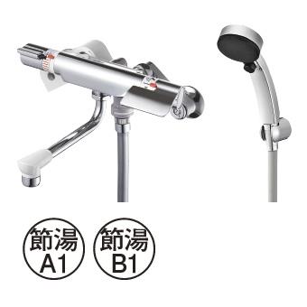 三栄水栓[SANEI]【SK181ADCT5K-13】サーモシャワー混合栓[新品]