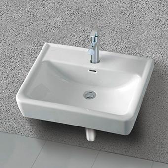 三栄水栓[SANEI]【SL817951-W-104】洗面器[新品]