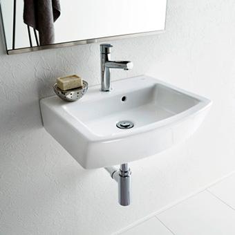 三栄水栓[SANEI]【SR327624-W】洗面器[新品], イナカダテムラ:70eaa311 --- officewill.xsrv.jp
