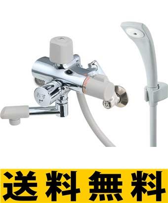 三栄水栓[SANEI] サーモシャワー混合栓(自閉式)【SK18060-13】【SK1806013】[新品]