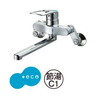 三栄水栓[SANEI]【K17CE-13】シングル混合栓[新品]