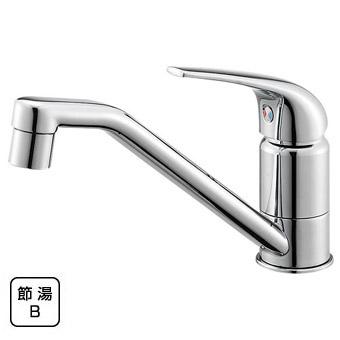 三栄水栓[SANEI]【K87011JK-S-13】シングルワンホール混合栓[新品]