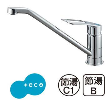 三栄水栓[SANEI]【K87110ETJK-13】シングルワンホール混合栓[新品]