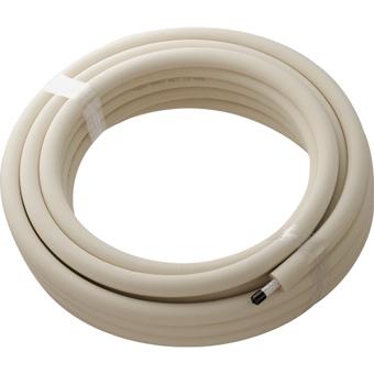 三栄水栓[SANEI]【T102T-2Y-13AX25-20】保温材付アルミ複合架橋ポリエチレン管(Type X)[新品]