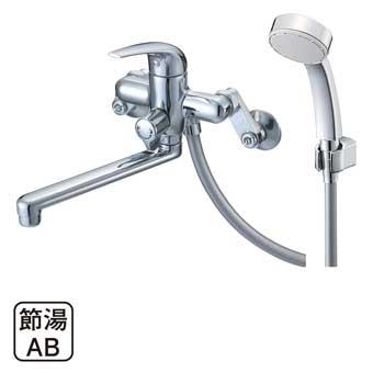 三栄水栓[SANEI]【SK170S9K-13】シングルシャワー混合栓[新品]