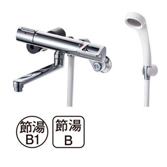 三栄水栓[SANEI]【SK1814S2K-13】サーモシャワー混合栓[新品]