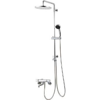 三栄水栓[SANEI]【SK18520-1S-13】サーモシャワー混合栓(バータイプ)[新品]