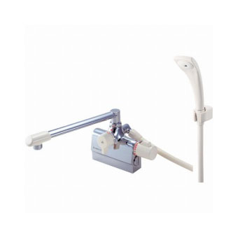 三栄水栓[SANEI]【SK7800D-13】サーモデッキシャワー混合栓[新品]