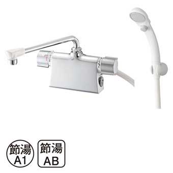 三栄水栓[SANEI]【SK78501D-L-13】サーモデッキシャワー混合栓[新品]