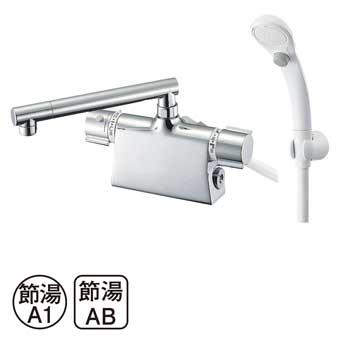 三栄水栓[SANEI]【SK78501DT2-13】サーモデッキシャワー混合栓[新品]