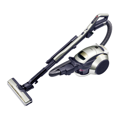 シャープ[SHARP] オプション・消耗品 【EC-G8X-N】 プラズマクラスター搭載2段階遠心分離サイクロン掃除機 カラー:-Nゴールド系 [新品]