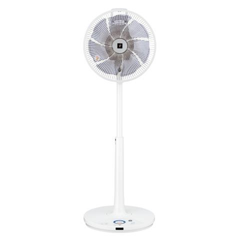 シャープ[SHARP] オプション・消耗品 【PJ-G3DS-W】 プラズマクラスター扇風機(ハイポジション・リビングファン)<リモコン付> カラー:-Wホワイト系 [新品]