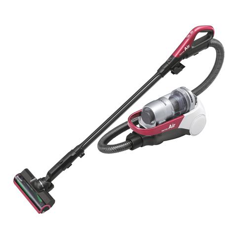 シャープ[SHARP]コードレスキャニスターサイクロン掃除機<ピンク系>【EC-AS500-P】[新品]