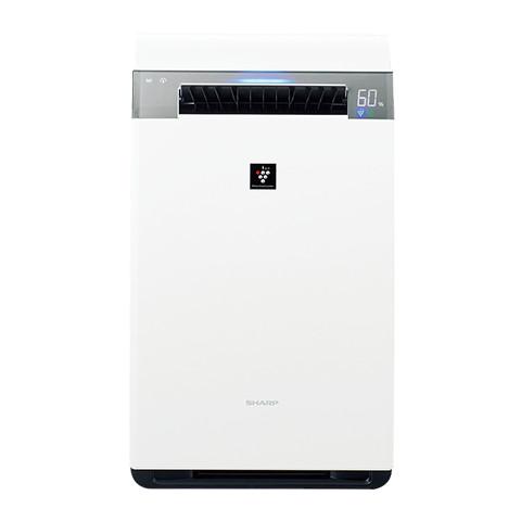 シャープ[SHARP]加湿空気清浄機【KI-HX75-W】[新品]