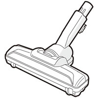 シャープ[SHARP] オプション・消耗品 【2179350935】 掃除機用 吸込口 [新品]