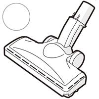シャープ[SHARP] オプション・消耗品 【2179351006】 掃除機用 吸込口<本体:レッド系> [新品]
