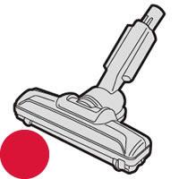シャープ[SHARP] オプション・消耗品 【217935S008】 掃除機用 吸込口<レッド系> [新品]
