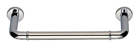 シロクマ 丸棒ニギリバー(150mm) 【H150】450mm クローム 【NO-700】【メーカー直送のみ・代引き不可・NP後払い不可】[新品]