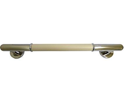 シロクマ 丸棒ニギリバー 450mm 鏡面/アイボリ 【NO-701】【メーカー直送のみ・代引き不可・NP後払い不可】[新品]