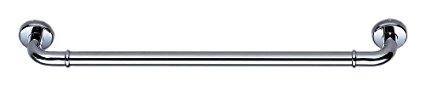 シロクマ 丸棒ニギリバー 450mm クローム 【NO-752】【メーカー直送のみ・代引き不可・NP後払い不可】[新品]