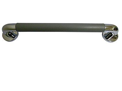 シロクマ パッドニギリバー(60mm) 【H60】600mm クローム/グレー 【NO-800】【メーカー直送のみ・代引き不可・NP後払い不可】[新品]