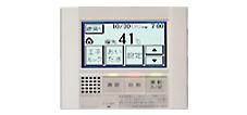 リンナイ 台所リモコン 【MC-160VC】 ガス給湯器 液晶タッチパネルリモコン(インターホンタイプ) BGM&インターホン機能付[新品]