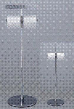 TOTO トイレ アクセサリー メタル・ハード【YH63SD】スタンド式紙巻器[新品]