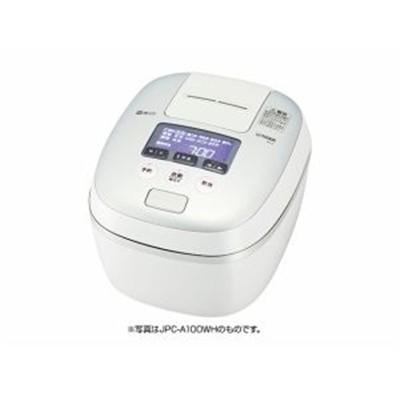 タイガー 圧力IH炊飯ジャー <炊きたて> 1升 JPC-A180WH ホワイトグレー【JPC-A180WH】[納期14日前後][新品]