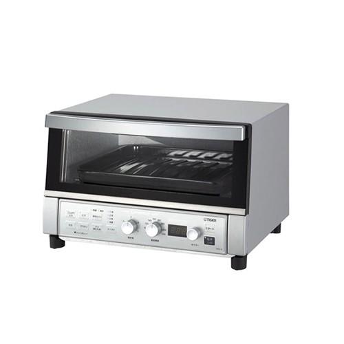 タイガー コンベクションオーブン&トースター <やきたて> KAS-G130SN シルバー【KAS-G130SN】[納期14日前後][新品]