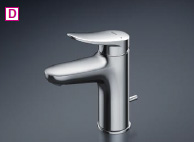 TOTO シングル混合水栓〈台付き2穴〉 GAシリーズ 台付シングル混合水栓【TLS04302Z】 [新品]