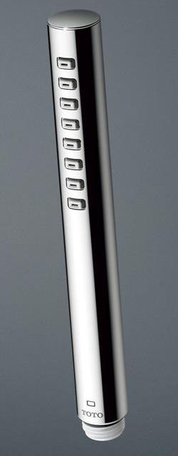 TOTO シャワーヘッド(コンフォートウエーブ1モード、めっき) 【THC71C】 部品 浴室 シャワー金具 家庭用品/消耗品 ワンダービート関係  [新品]