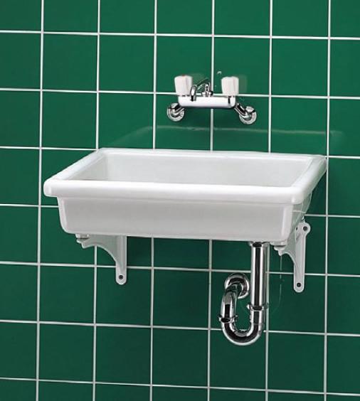 TOTO 陶器製流し(セット) 【SK7】 壁排水金具(Pトラップ)セット 特定施設用器具[新品]
